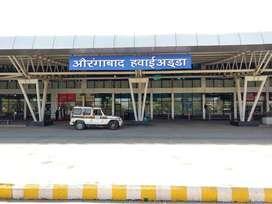 Jobs in Aurangabad for Ticketing Executive.
