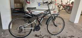 Hercules Atom Double Geared Bicycle