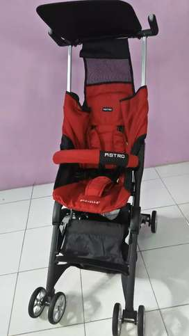 Stroller cabin size Baby elle Astro,like new