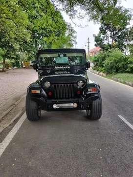 Mahindra Thar, 2017, Diesel