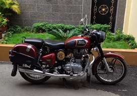 Sale Bs-4 Royal Enfield classic 350cc 1.15k.