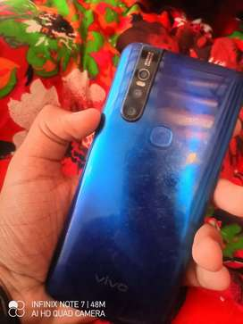 Vivo v15 Blue colour 6gb/64gb