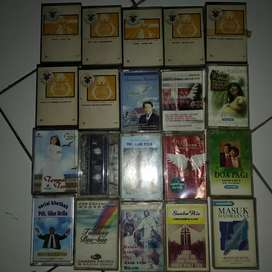 Cassette Tape Kaset Pita Rohani Kristen