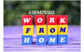 Offers home based genuine work payment