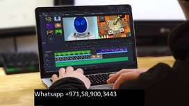 Professional Video Editing   Services for your Business