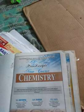 Pradeep publication chemistry for class 12th