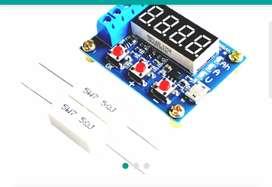 Zb2l3 capacity tester