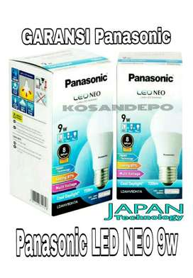 Panasonic LED NEO 9 Watt Putih Garansi Panasonic