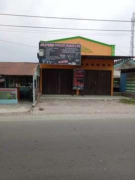 Over kontrak ruko dan rumah di Tanjung Anom