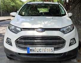 Ford Ecosport Titanium 1.0 Ecoboost Plus BE, 2013, Petrol