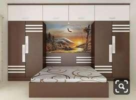 Kamar set minimalis, interior rumah mulai 1,7jt/meter
