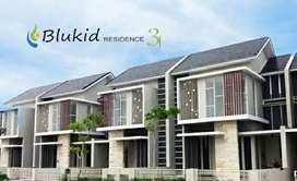 Rumah Hunian Modern Strategis di Blukid Residence Sidoarjo