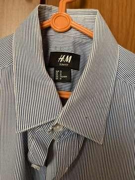 Kemeja H&M Original Size M