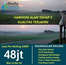 Miliki Aset Tanah di Bogor timur, murah