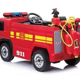 Motor Aki Fire trucks with acc