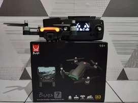jual drone mjx bugs 7 bekas no minus