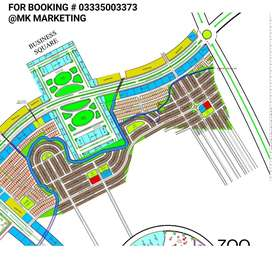 Blue World City Islamabad Commercial plots - MK Marketing