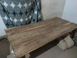 Beyonce wood bed