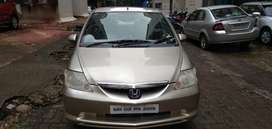 Honda City V AT (AVN), 2004, Petrol