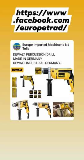 IMPORTED DEWALT ORIGNAL PERCUSSION DRILL HAMMER SDS MADE IN GERMANY
