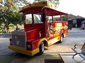 kereta mini wisata odong RF terbaik siap kirim