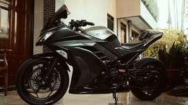 Kawasaki Ninja 250 fi full modif, murah!