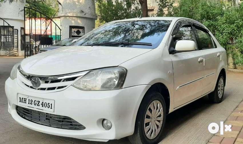 Toyota Etios 1.4 GD, 2012, Diesel 0