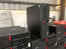 Used Branded Lenovo flat Core I5 ( 6th gen ) 4 GB RAM / 500 GB HDD /