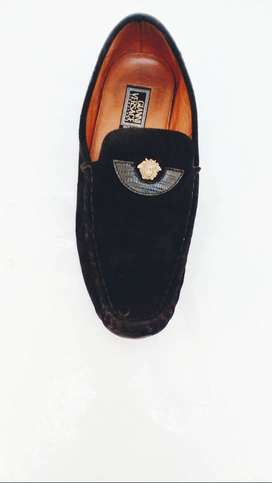 Gianne Versace Sueed loafer