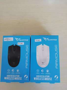 Mouse wireless alcatroz air mouse