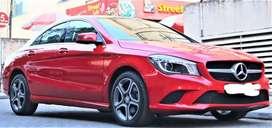 Mercedes-Benz CLA 2015-2016 200 Sport Edition, 2016, Petrol