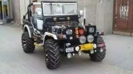 Jeep ready to all State transfer
