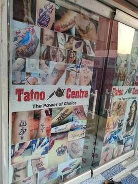 Tattoo center  in 2nd floor khalifabag Bhagalpur