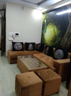 2 BHK FULLY FURNISHED BUILDER FLOOR FLAT FOR RENT IN DWARKA SECTOR -19