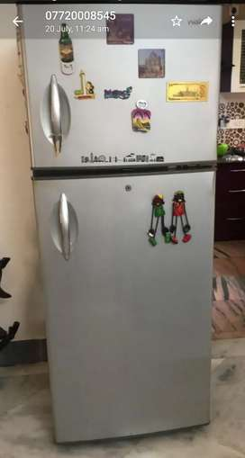 330 lt Haier fridge