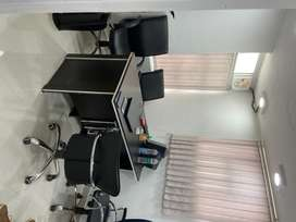 Furnished Office space  in phase 8b, nearby district court mohali