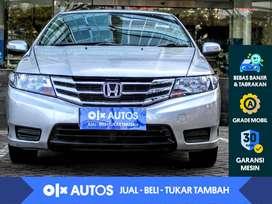 [OLX Autos] Honda City 1.5 E A/T 2012 Abu - Abu
