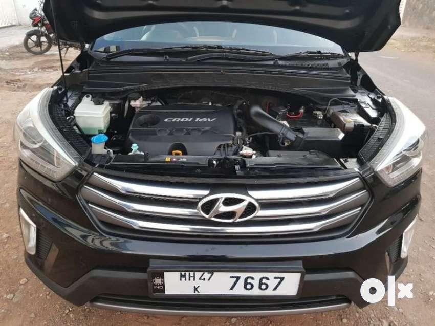 Hyundai Creta 1.6 Sx, 2016, Diesel 0