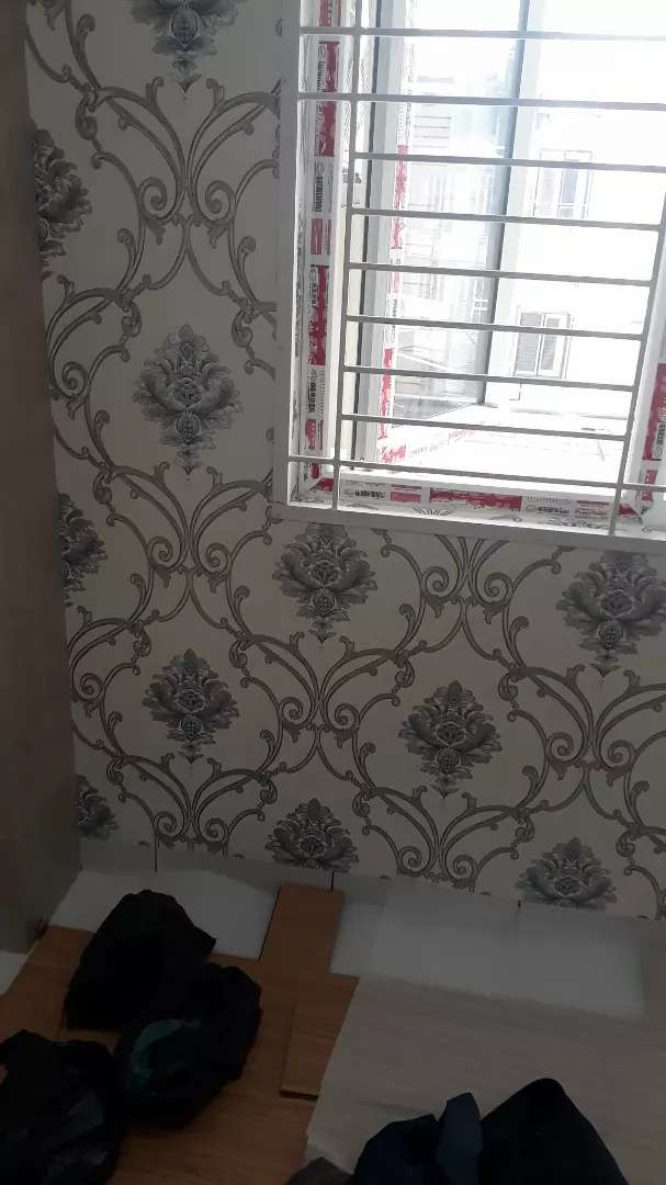 Wallpaper dinding & wallpaper plafon 0