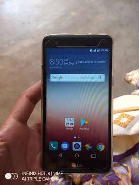 Lg power x very good condition