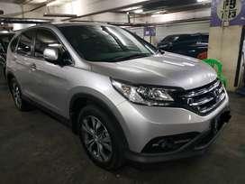 Honda CRV 2014 SILVER