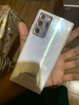 Samsung note 20 ultra complete box 10/10
