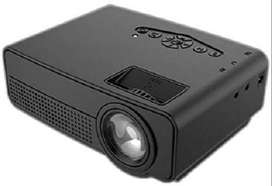 LECO Bp-S280 Led Portable Home Theater Hd Smart Projector
