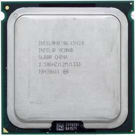 Processor LGA775 Quad Core Xeon L5420 Josss Siap Pakai