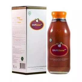 Xamthone plus herbal kulit manggis kios madu kurma zaitun propolis vco