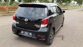 New Ayla X 1.2 Manual No Pol BH Unit di BSD Tangerang