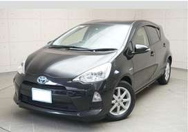 Toyota Aqua 2012 ON EASY INSTALLMENTS