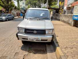 Toyota Qualis 2001 Diesel Good Condition