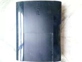 SONY PLAYSTATION 3 PS3 SUPER SLIM 500GB HDD