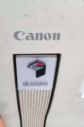 Fotocopy Canon iR6020i